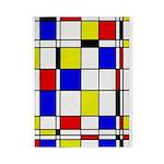 Mondrian-3a Twin Duvet