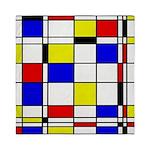 Mondrian-3a Queen Duvet