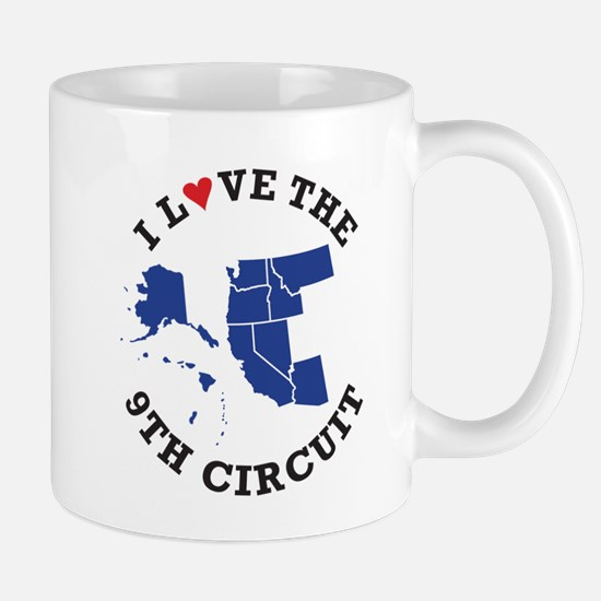 I love the 9th Circuit Mugs