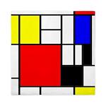 Mondrian-4a Queen Duvet