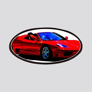 Red Ferrari - Exotic Car Patch