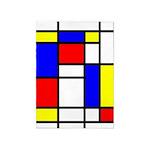 Mondrian-5a 5'x7'area Rug