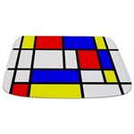 Mondrian-5a Bathmat