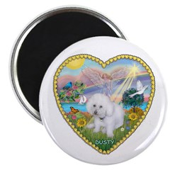 Heart - Cloud Angel & Dusty Magnet