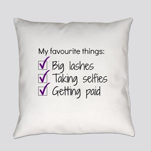 Favourite Things Makeup Everyday Pillow