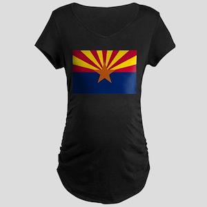 ARIZONA STATE FLAG Maternity T-Shirt