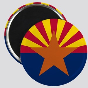 ARIZONA STATE FLAG Magnets