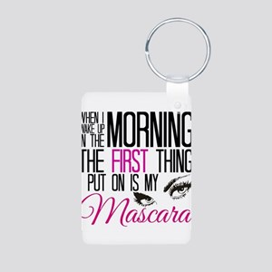 Mascara First Keychains