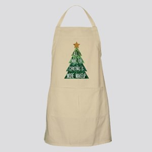 All I Want For Xmas Apron