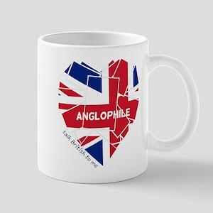 Union Jack Love Mugs