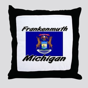 Frankenmuth Michigan Throw Pillow