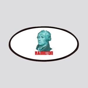 Alexander Hamilton in Green Patch