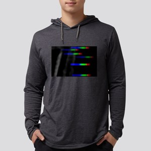 Pleiades emission spectra Long Sleeve T-Shirt