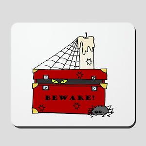 Beware! Mousepad
