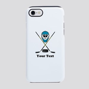 Hockey Goalie Personalized iPhone 8/7 Tough Case