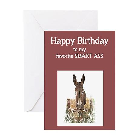 Smartass birthday wishes