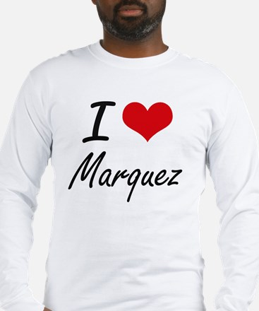 Cute Marquez Long Sleeve T-Shirt