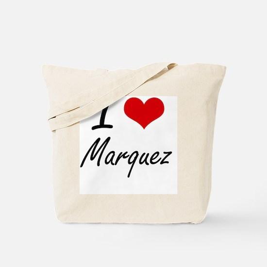 Unique Marquez Tote Bag