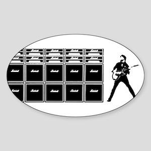 jcm800 marshall stack Sticker
