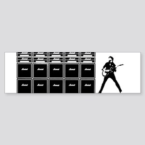 jcm800 marshall stacks Bumper Sticker