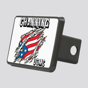 Customize Military Merch Hitch Cover