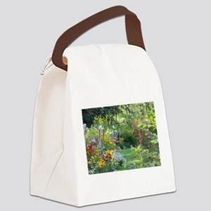 Where 3 Gardens Meet Canvas Lunch Bag