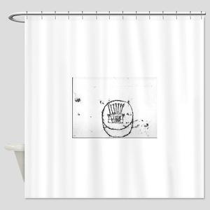 Musical instrument Shower Curtain