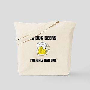 Dog Beers Tote Bag