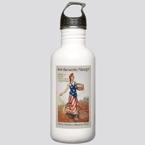 Victory Garden Liberty Stainless Water Bottle 1.0L
