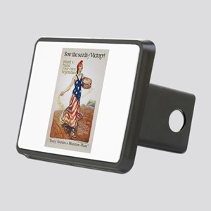 Victory Garden Liberty Sow Rectangular Hitch Cover
