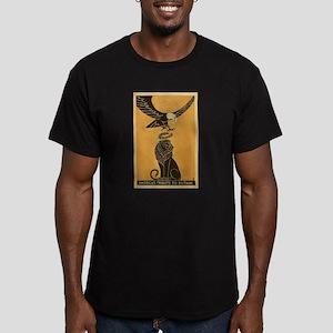 America's Tribute To B Men's Fitted T-Shirt (dark)
