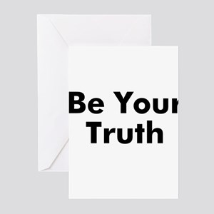 Be Your Truth Greeting Cards (Pk of 10)