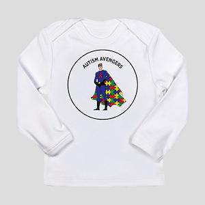 Autism Avenger Long Sleeve T-Shirt