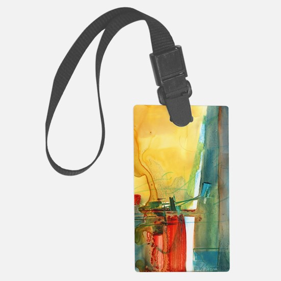Cool Architecture Luggage Tag
