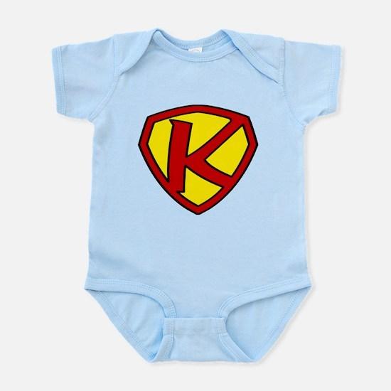 Super K Logo Costume 05 Body Suit