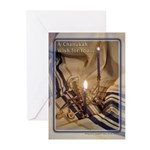 Chanukah Greeting Cards (Pk of 20)
