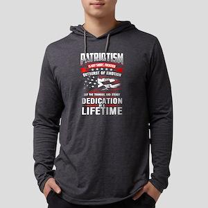 Patriotism Long Sleeve T-Shirt