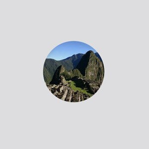 MACHU PICCHU Mini Button
