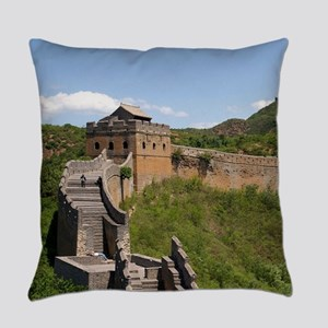 GREAT WALL OF CHINA 3 Everyday Pillow