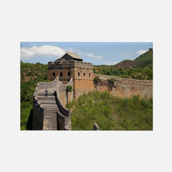 GREAT WALL OF CHINA 3 Rectangle Magnet