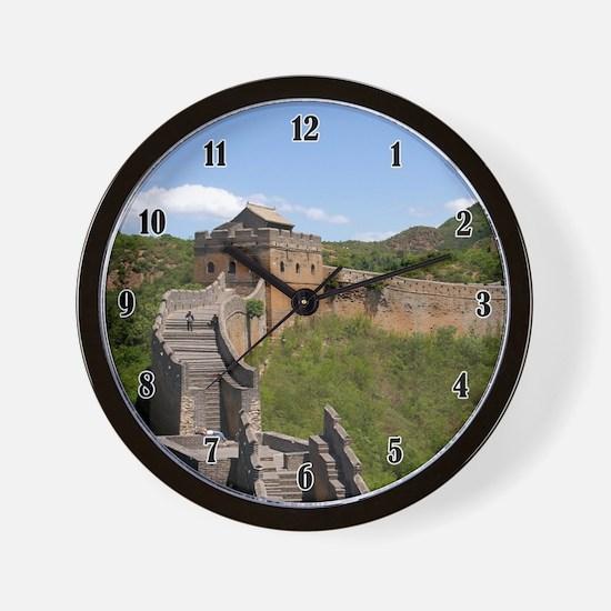 GREAT WALL OF CHINA 3 Wall Clock