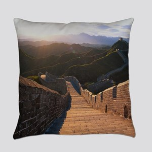 GREAT WALL OF CHINA 2 Everyday Pillow