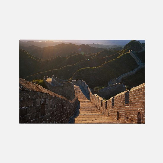 GREAT WALL OF CHINA 2 Rectangle Magnet