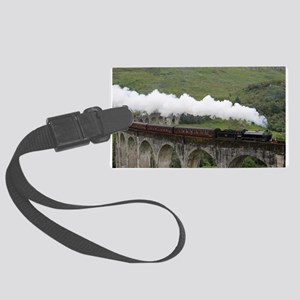 GLENFINNAN VIADUCT 1 Large Luggage Tag