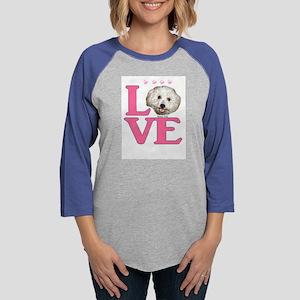 LOVE Bichon Frise Long Sleeve T-Shirt