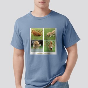 Golden Retriever Obedience T-Shirt