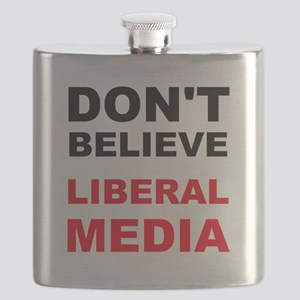 Dont Believe Liberal Media Flask