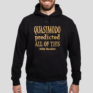 Quasimodo Predictions Hoodie (dark)