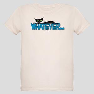 Whatever black cat T-Shirt