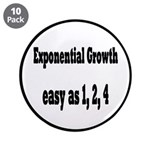 Exponential Growth 1, 2, 4 3.5